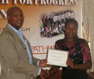 Leadership training scholarships