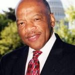 US Congressman John Lewis
